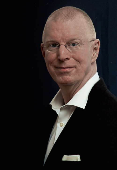 Patrick Donnelly author photo